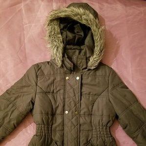 Krush Puffer Coat